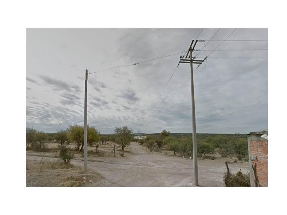 Conelyca Inmobiliaria.- terreno en esquina 1,732m2. Mpo. Asientos, Aguascalientes