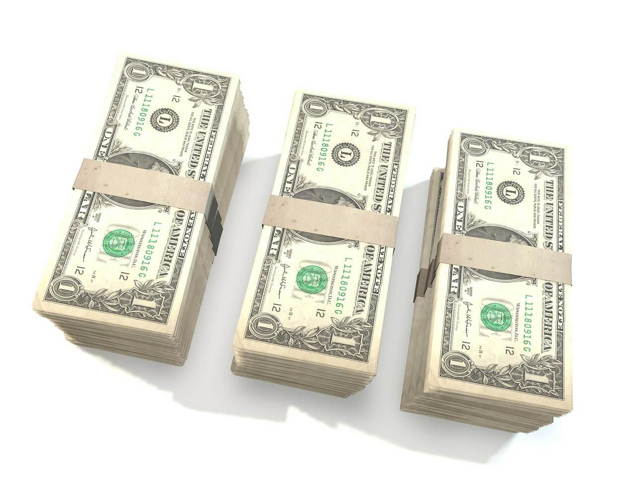 Dinero para inversión