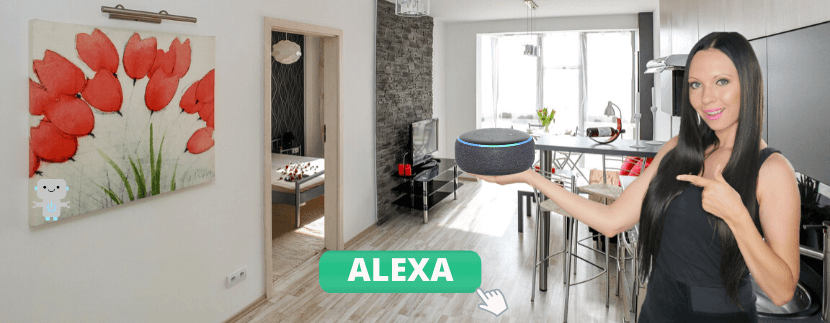Casa Inteligente con Alexa