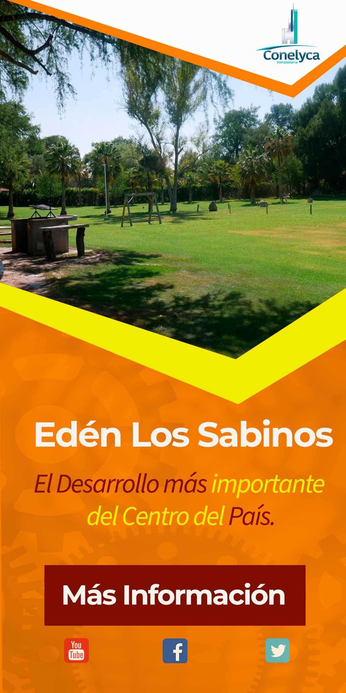 Banner Edén Los Sabinos
